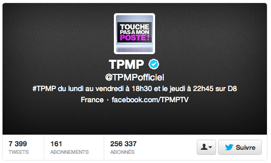 Hanouna crise réputation followers twitter célébrités stars
