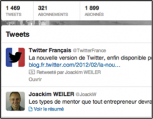 tweet plus efficace plus de visibilite